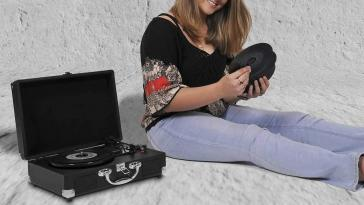 Best Portable Turntable
